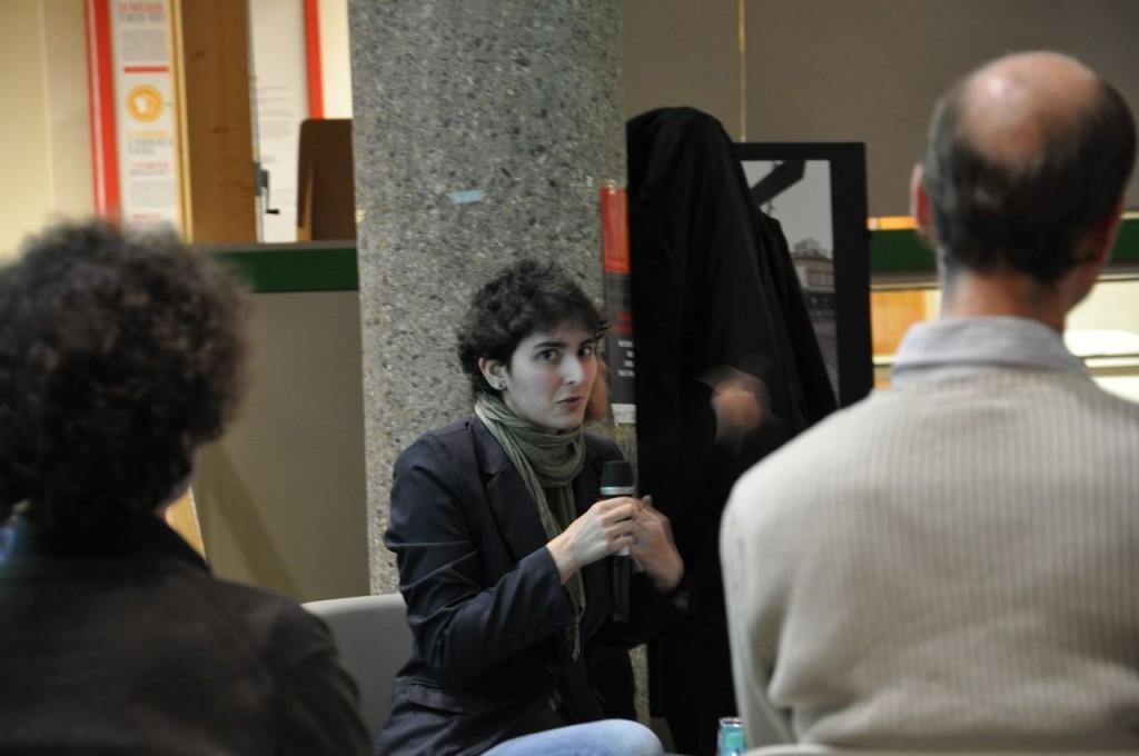 Coraline Loiseau, journaliste scientifique