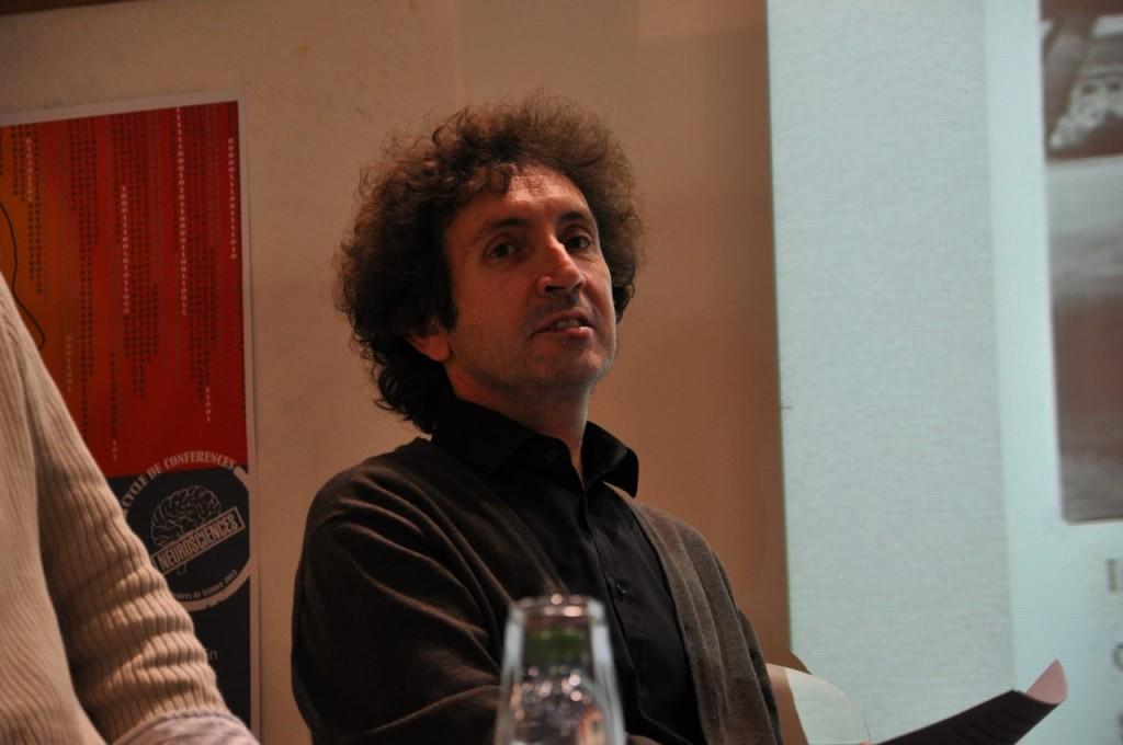 Didier Beaujardin, modérateur de la conférence