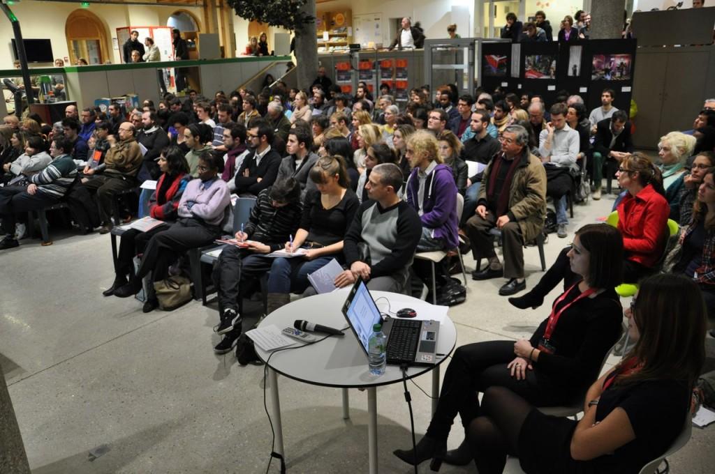 Un public au rendez-vous