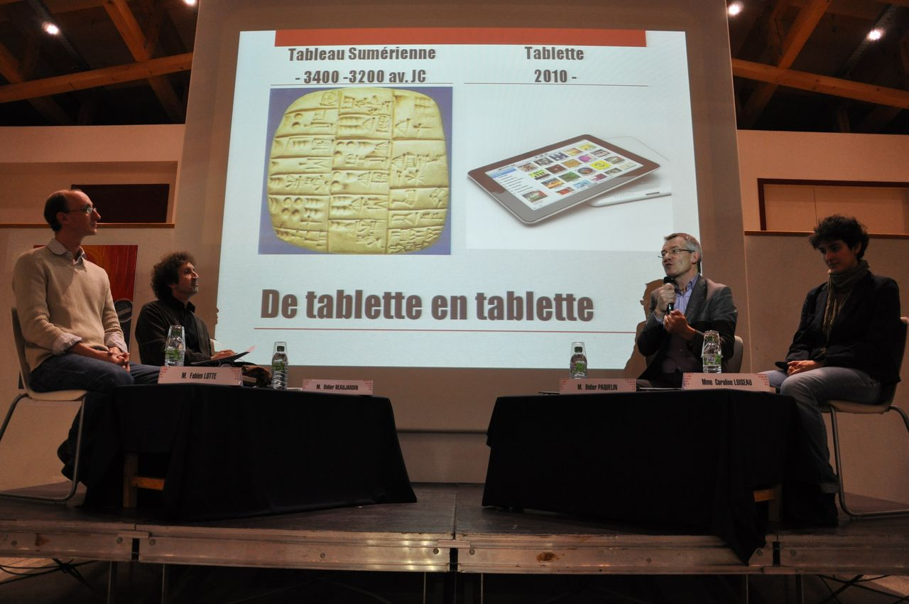 Intervention de Didier Paquelin